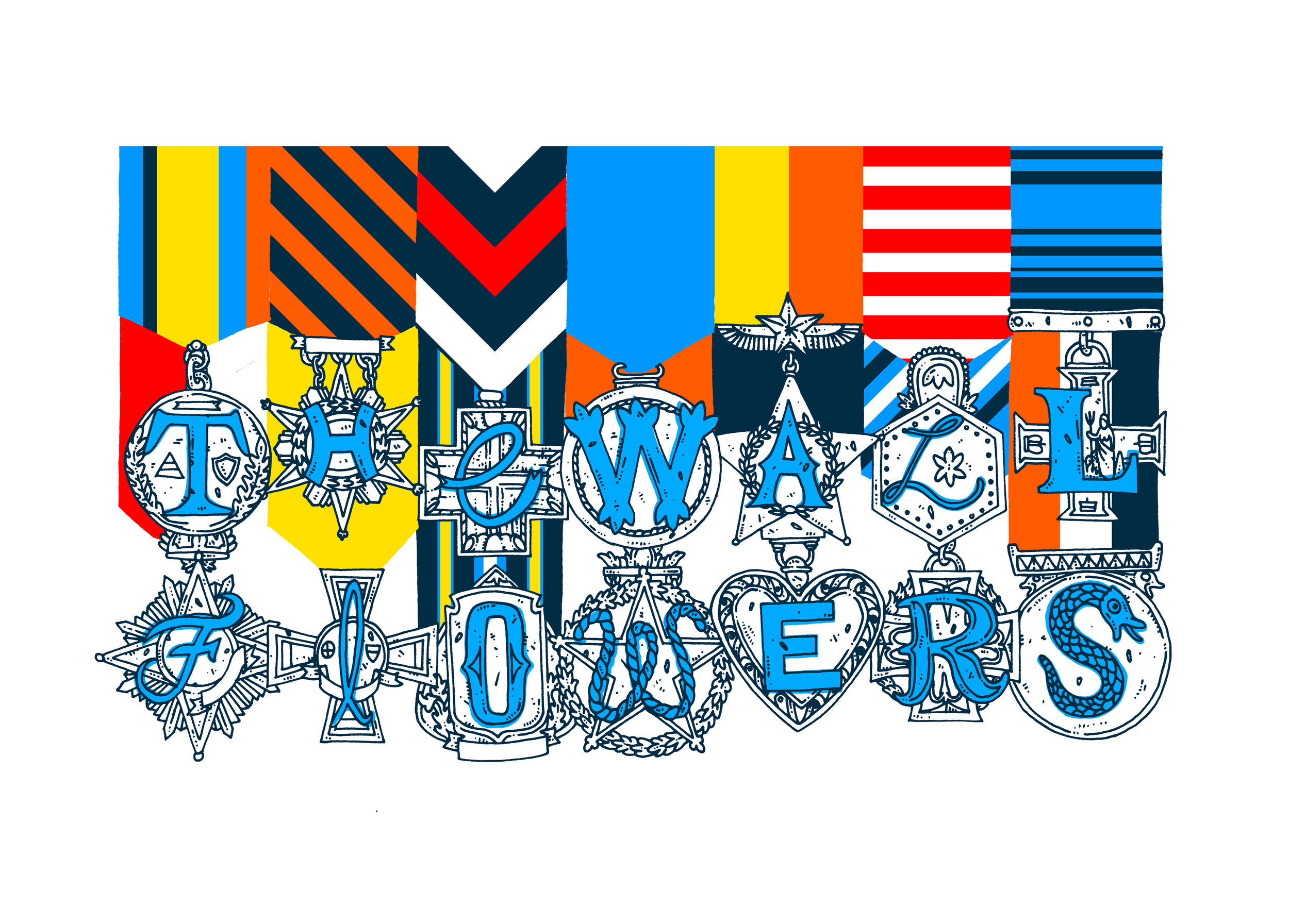 The Wallflowers. 2012.