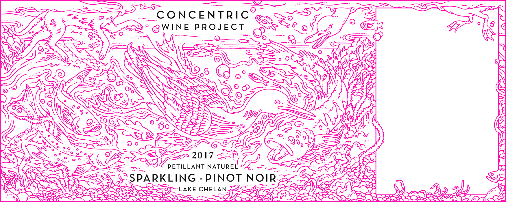 Concentric Wine Project. Lake Chelan, WA.