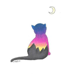 Intelligent Landscape Kitten
