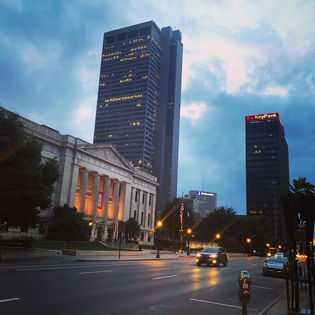 Columbus, Ohio #columbus #columbusstatehouse #ohiostatehouse #ohio #columbusohio #columbusskyline #downtown