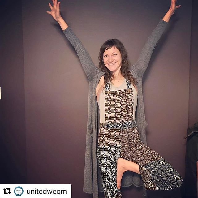 Another great group of Yogis and volunteers. These folks do their best to share the power of Yoga and meditation to the Under-resources parts of our community. Well done, @unitedweom! . . . #Repost @unitedweom (@get_repost) ・・・ Thank you @theroyalnative for donating 10% of your sales to us!!! With our matching donation your amazing clothes helped share 4 yoga classes with an under-resourced community!  Join the abundance and donate here to have your gift matched!! www.unitedweom.org  #yogaforall #yogaislove #unitedweom #grittybuddha #shareyoga