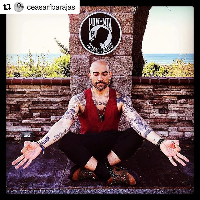 Go see our buddy, @ceasarfbarajas, every Sunday in January for his all-levels yoga workshops. Go get some! . . . #Repost @ceasarfbarajas with @get_repost ・・・ To all of my #Survivors #Warriors & #Eagles🙏🏽🦅 Join me please! Once again, I'm teaching the FREE #Yoga All-Levels-Welcome workshops for the @lululemon #LincolnCenter location in New York City (1928 Broadway) on behalf of the @veteransyogaproject🇺🇸💙 Every Sunday for the remainder of January (Jan 14, 21 & 28) from 930-1030am & mats are provided! THANK YOU, Namaste and Shanti to #lululemon, @thewanderingdiabetic and all of you! #Yoga #Flow #Vinyasa #TattooedYogi #SpiritualGangsta #HeavilyMeditated #USNavyVeteran #TraumaSensitiveYogaTeacher #VeteransYogaProject #Aaptiv @aaptiv #DoWhatYouLove #DoWhatMakesYouHappy #TrustTheJourney;💜