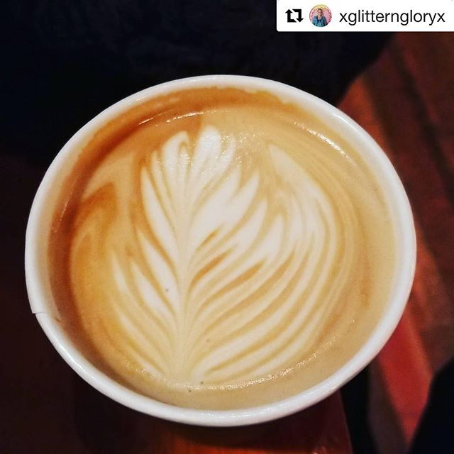 Woot! Another round of training begins. . . . #Repost @xglitterngloryx with @get_repost ・・・ Too pretty to drink...a little fuel for my @veteransyogaproject  training starting tonight!!! Can't wait to get started.  #seattle #coffeetalk #dirtychai #veteransyogaproject #ptsd #yogaforvets #yogaforptsd #vyp