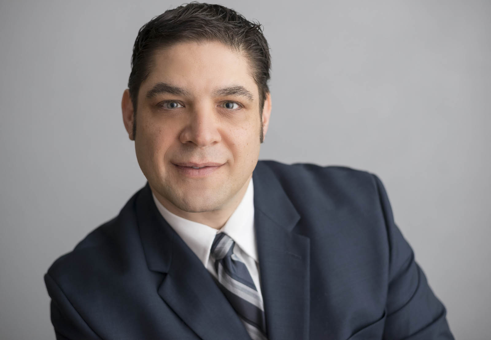 Michael Calogero, Chief Financial Officer