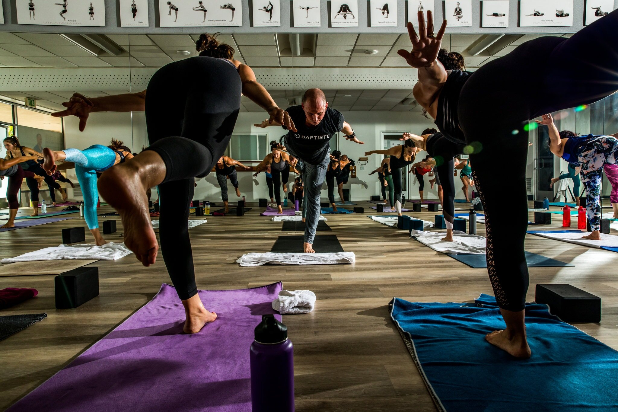 New York Times: January 19, 2019 - Yoga and Veterans: A Different Kind of Warrior