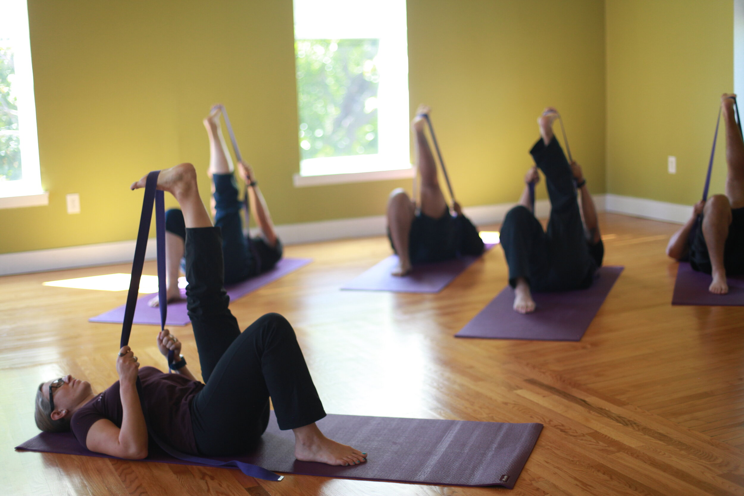 Interested in Becoming Certified to Teach? - Announcing our new 200 hr Mindful Resilience Yoga Teacher Training