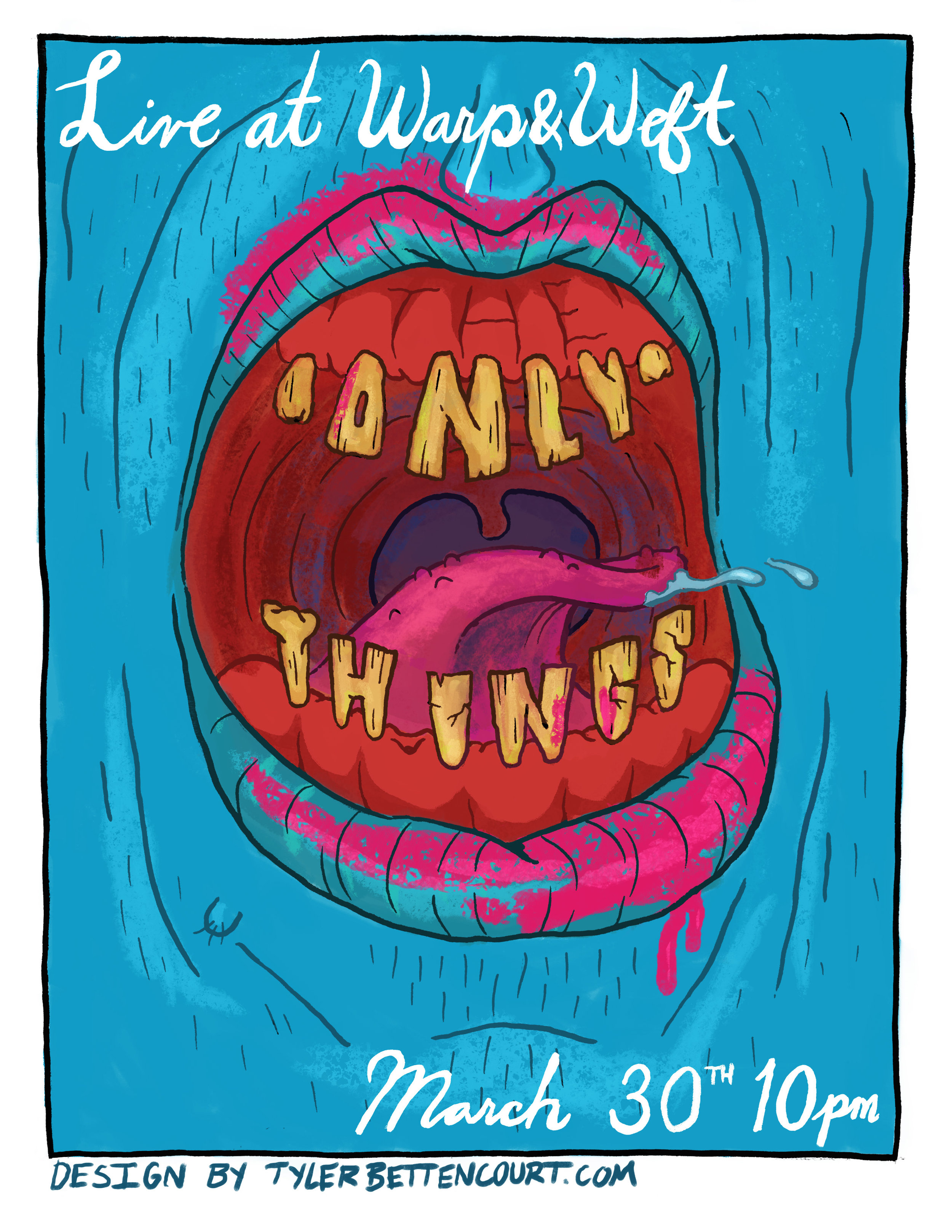 The Only Things Poster.jpg