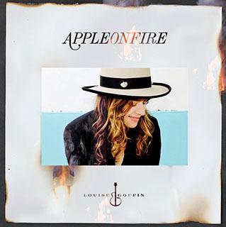 ALBUM - AppleonfireReleased 2015© Majority Of One Records