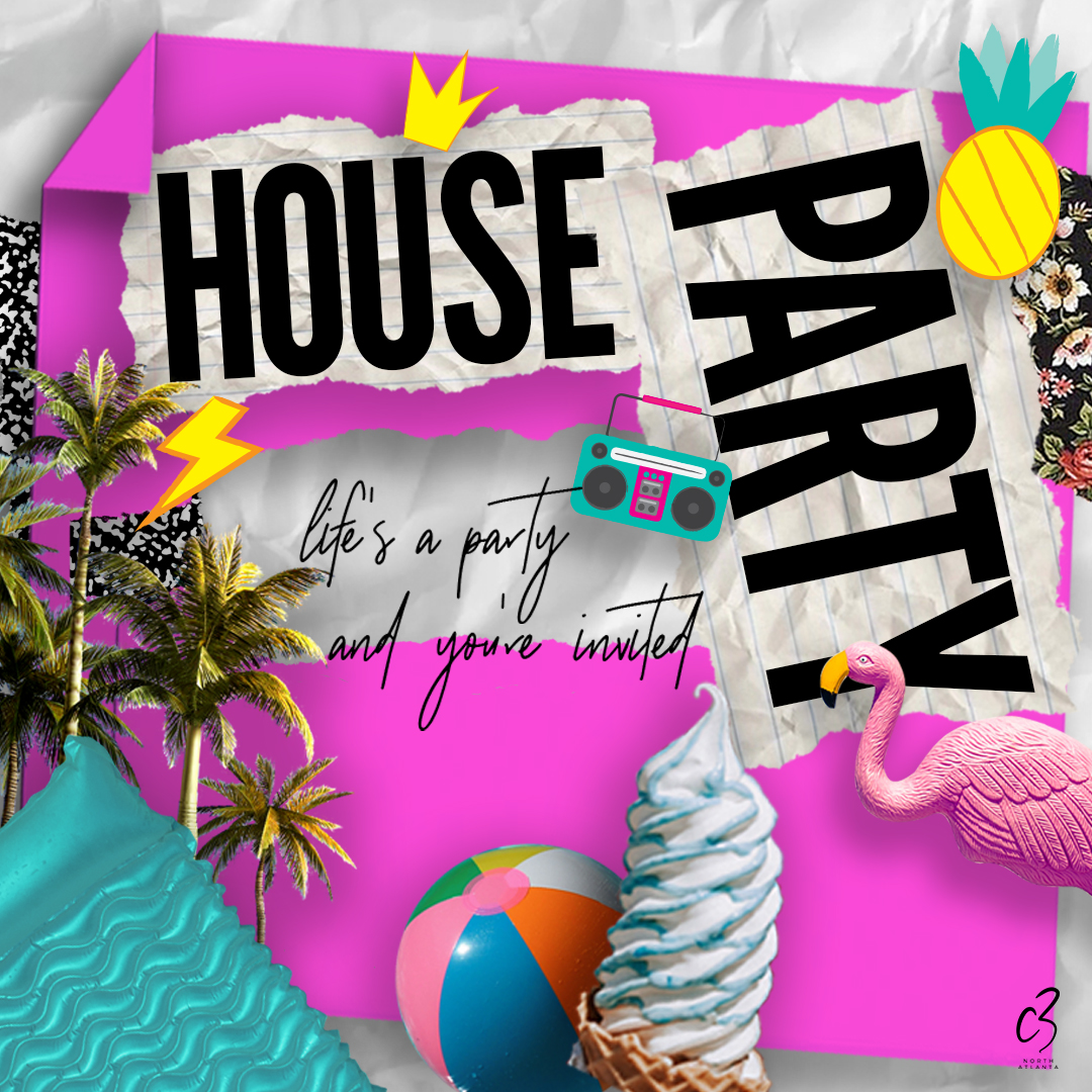 - LIFE's a party and you're invited!