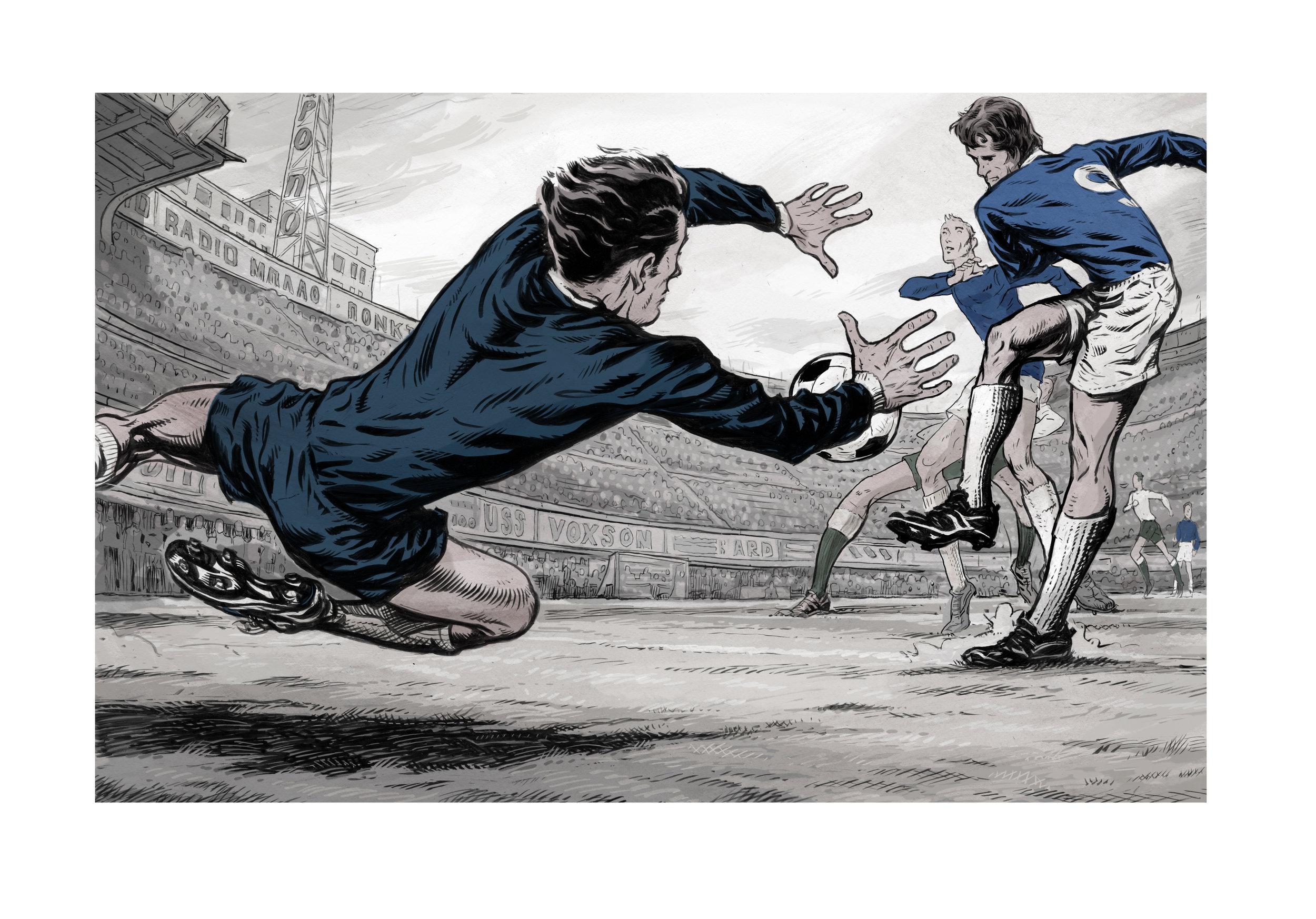 Everton vs. Panathenaikos