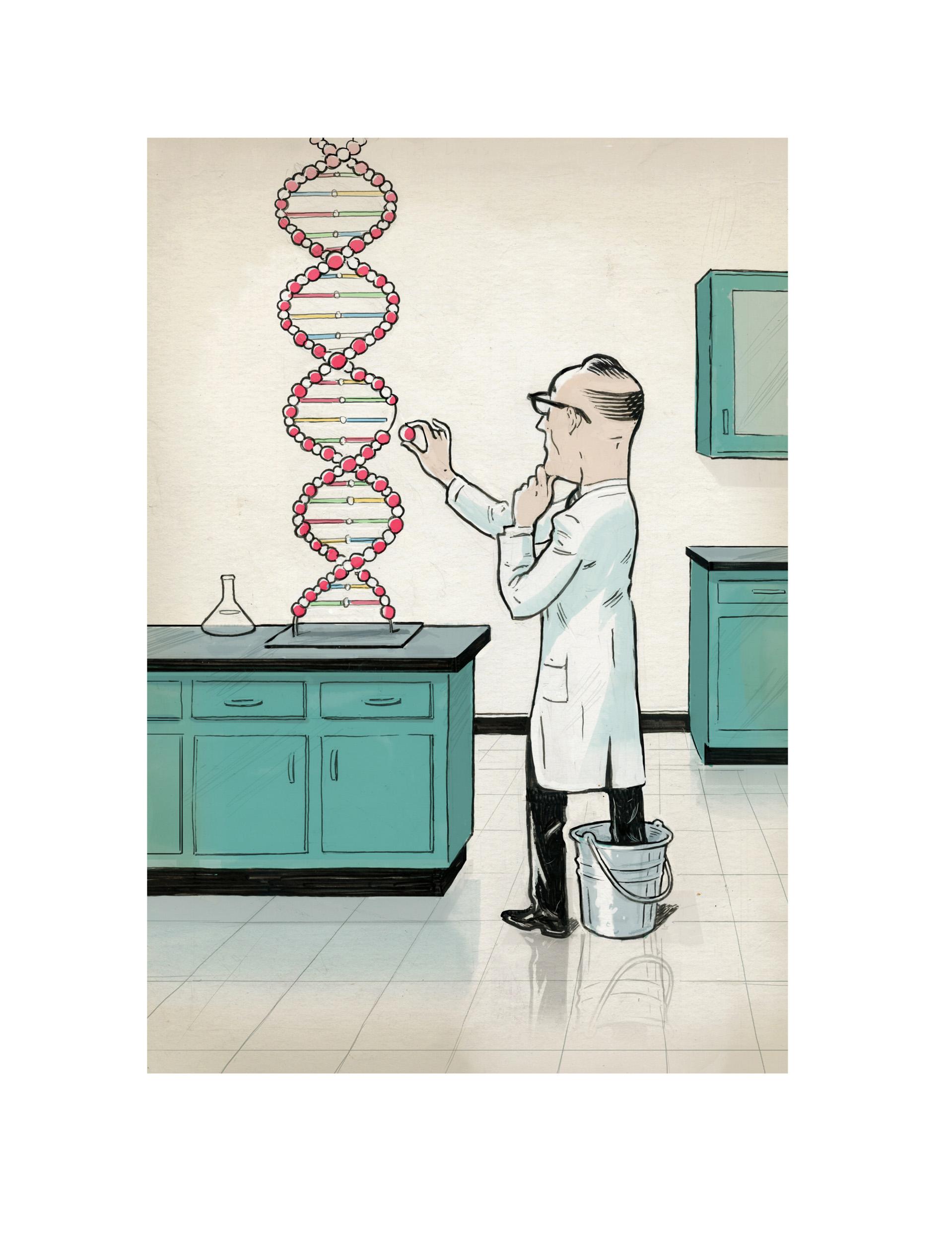 The Genetics of Stupidity