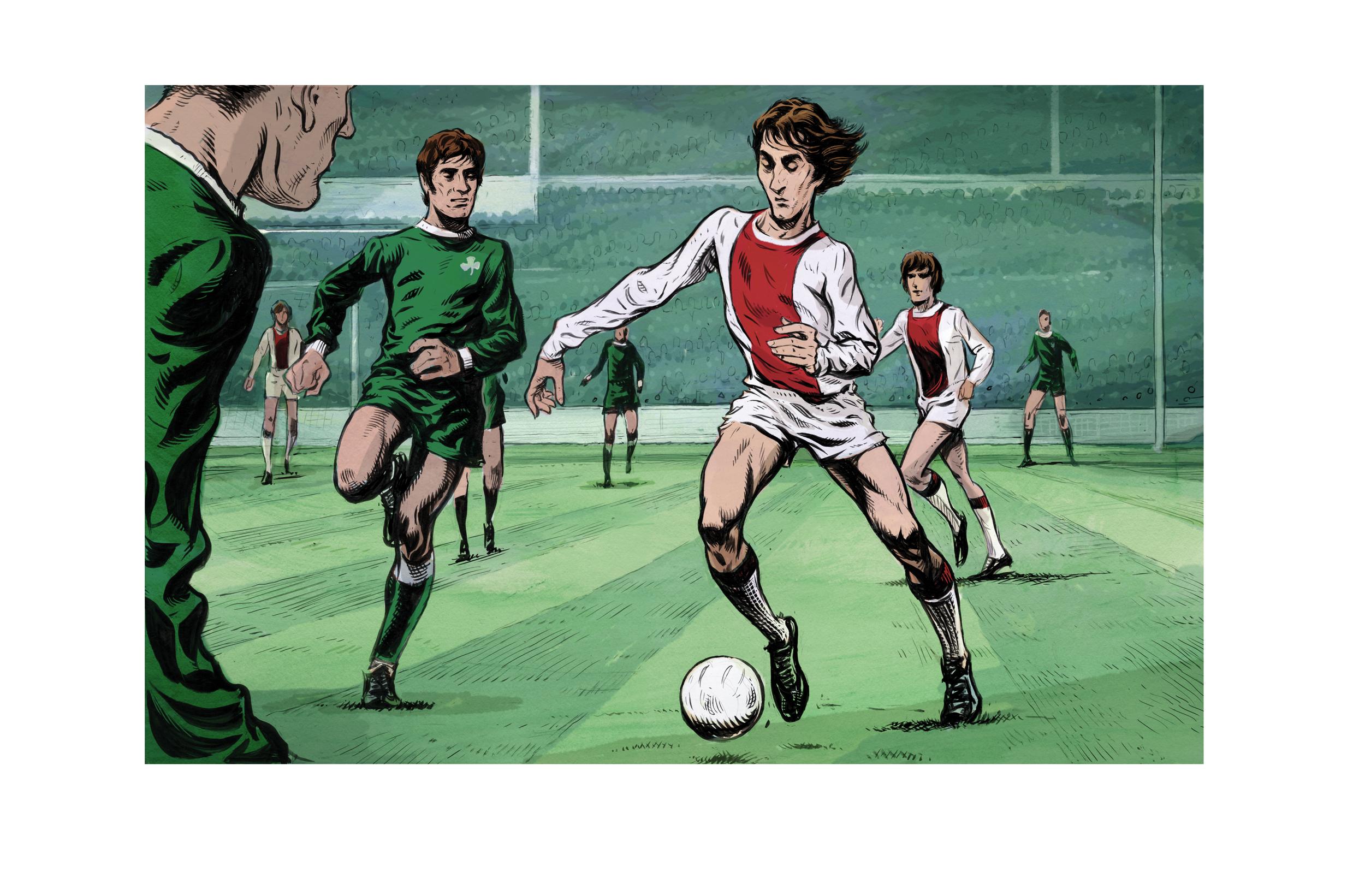 Ajax vs. Panathenaikos