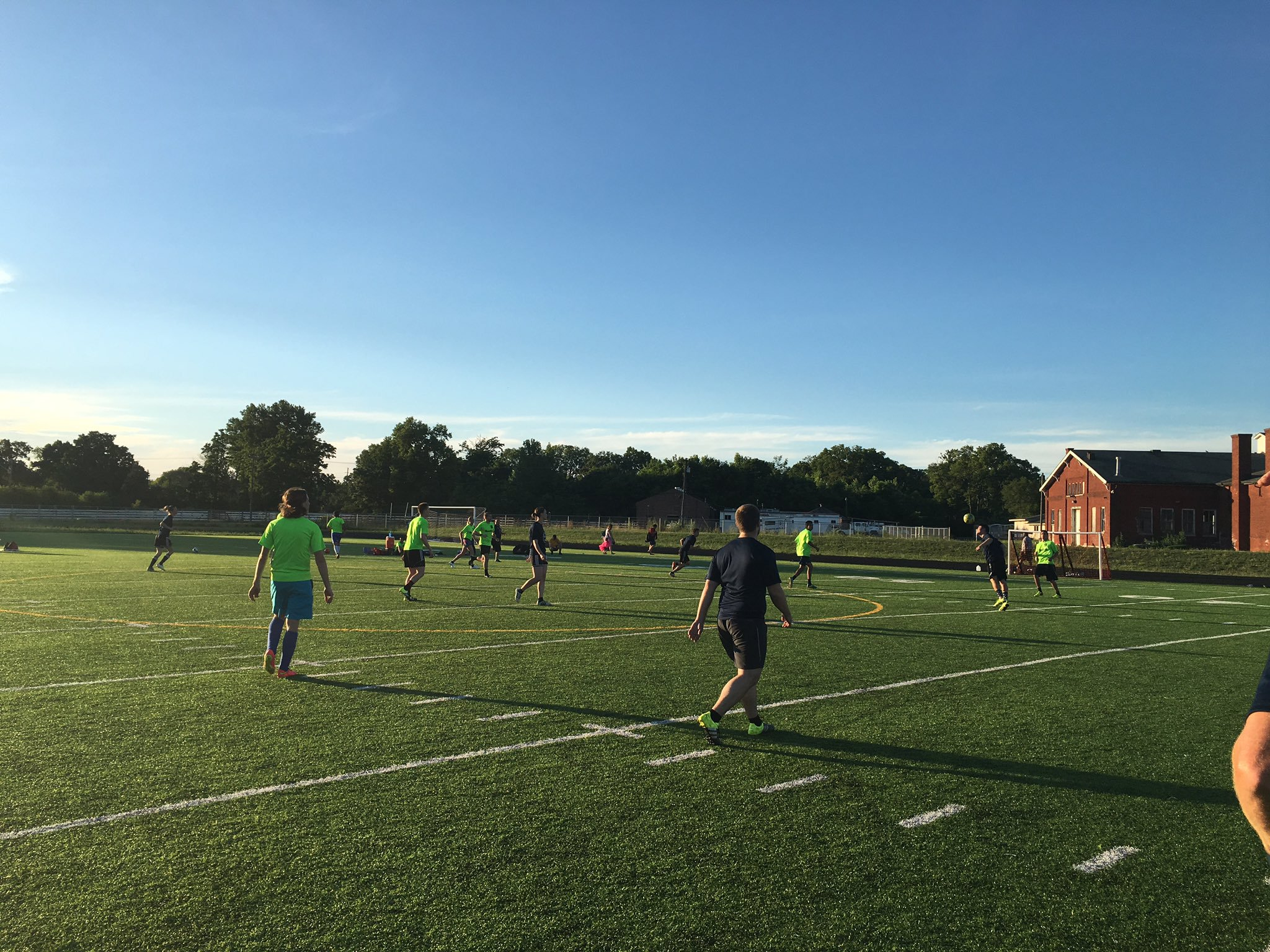 BRC defeated Mass Ave United in the 2016 spring championship game.
