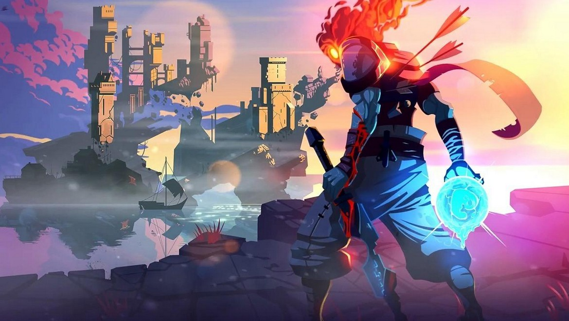 Dead Cells  should look like this in game.
