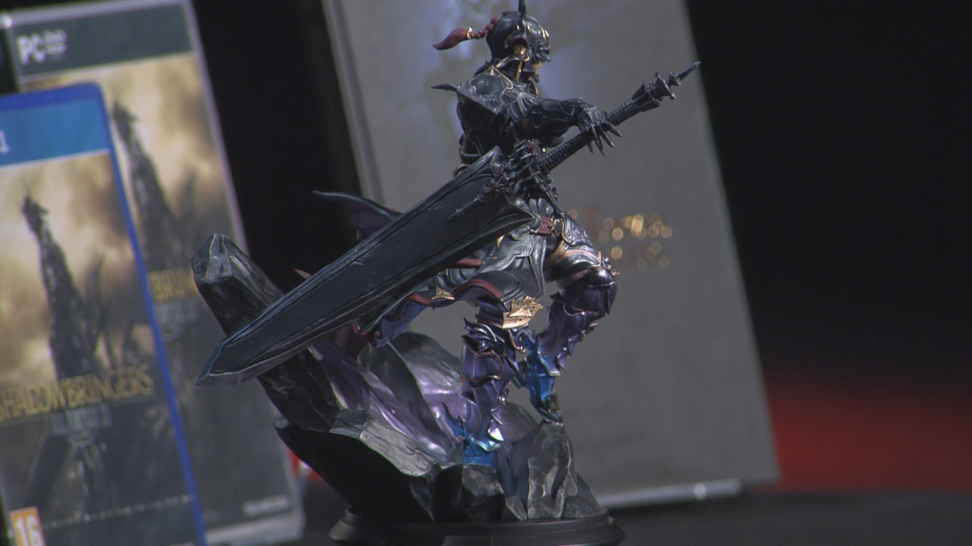 """""""I personally oversaw its creation and quality."""" - Yoshi-P"""