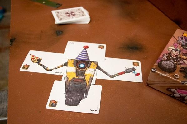 Tiny Tina's Robot Tea Party  (image:  Geek & Sundry )