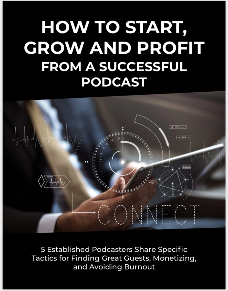 An in-depth look at successful podcasting