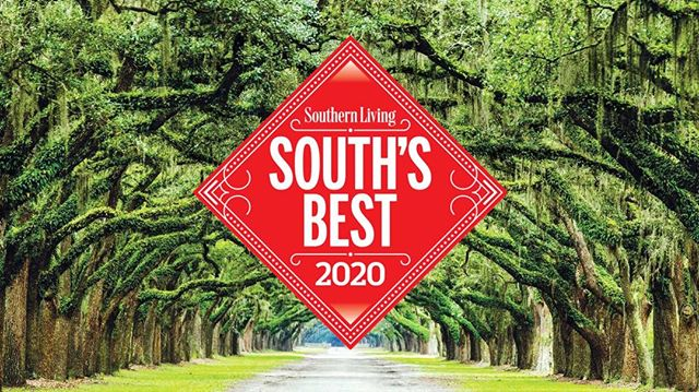 "Columbus is in the running for a @southernlivingmag ""South's Best"" award for #BestCityInTheSouth in the publication's annual awards! 🏅  Columbus' growing art scene, music, history, military community, food, whitewater, outdoor activities, and more make it the place to be whether you are visiting, working, or living here. ✨  Cast your votes through the link in our bio. 🗳 Voting ends at midnight on September 16th. 🗓 . . . #SmokeBourbonAndBbq #WeDoAmazingFood #ColumbusGaFood #EatLocal #SouthernLiving"