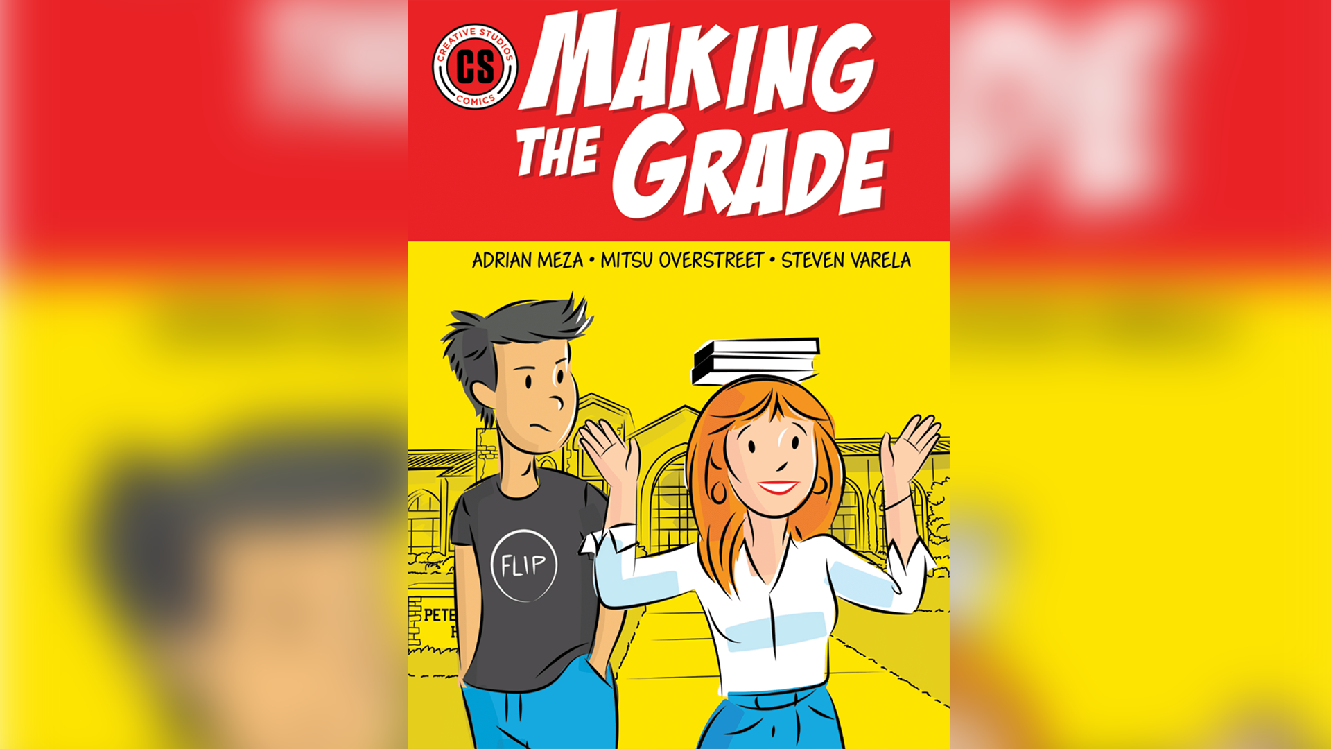 Making the Grade  is an educational comic I wrote as part of a larger update to Integrating Ethics: From Thought to Action. An update focused on academic integrity, this comic features a storyline that emphasizes the ethics and decision-making in a high-school environment. The ultimate goal is to help students engage with their own ethics and develop their value system. Please click  here  to learn more about the update and to download the comic.
