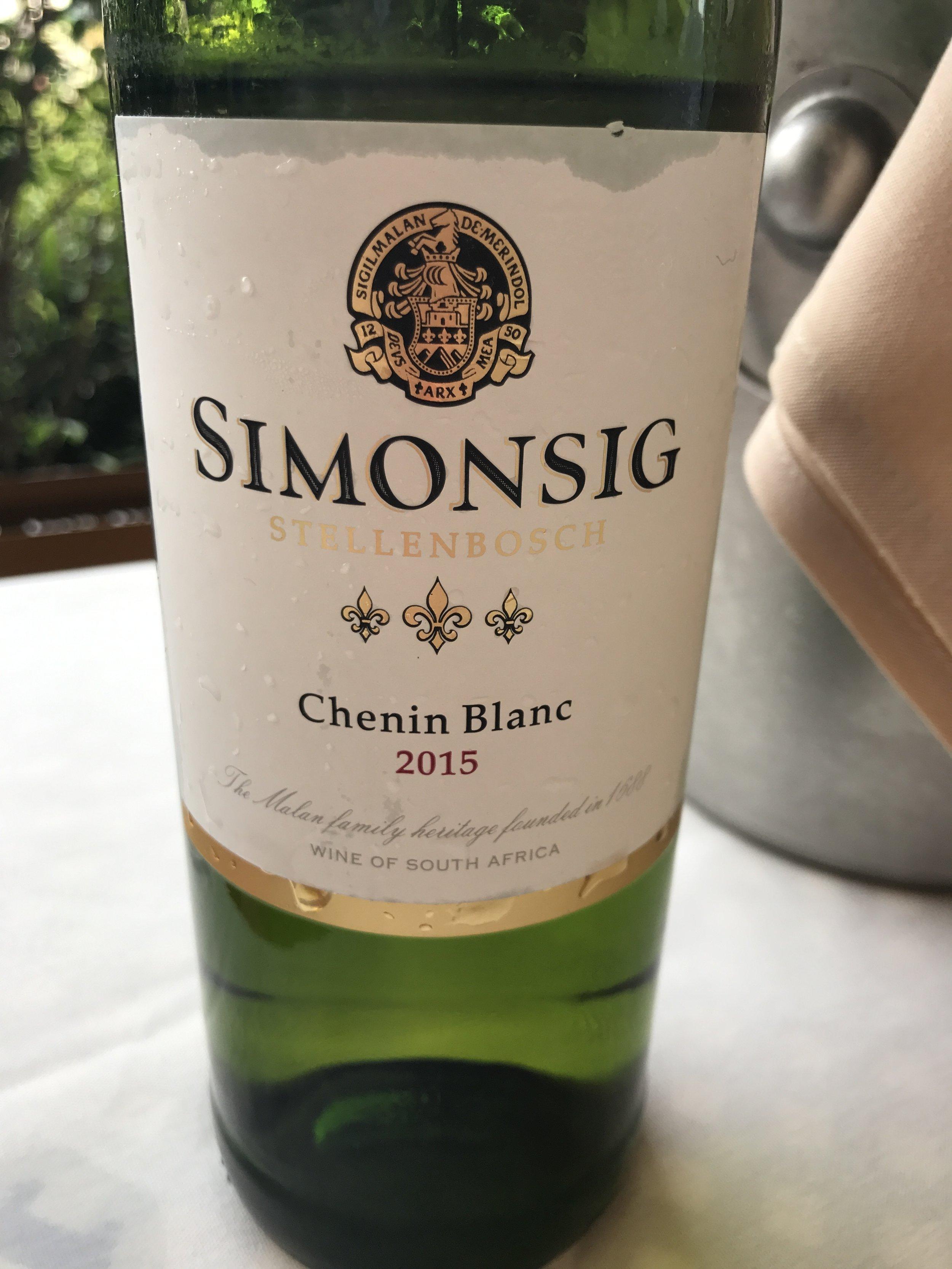 Simonsig Chenin Blanc 2015.JPG