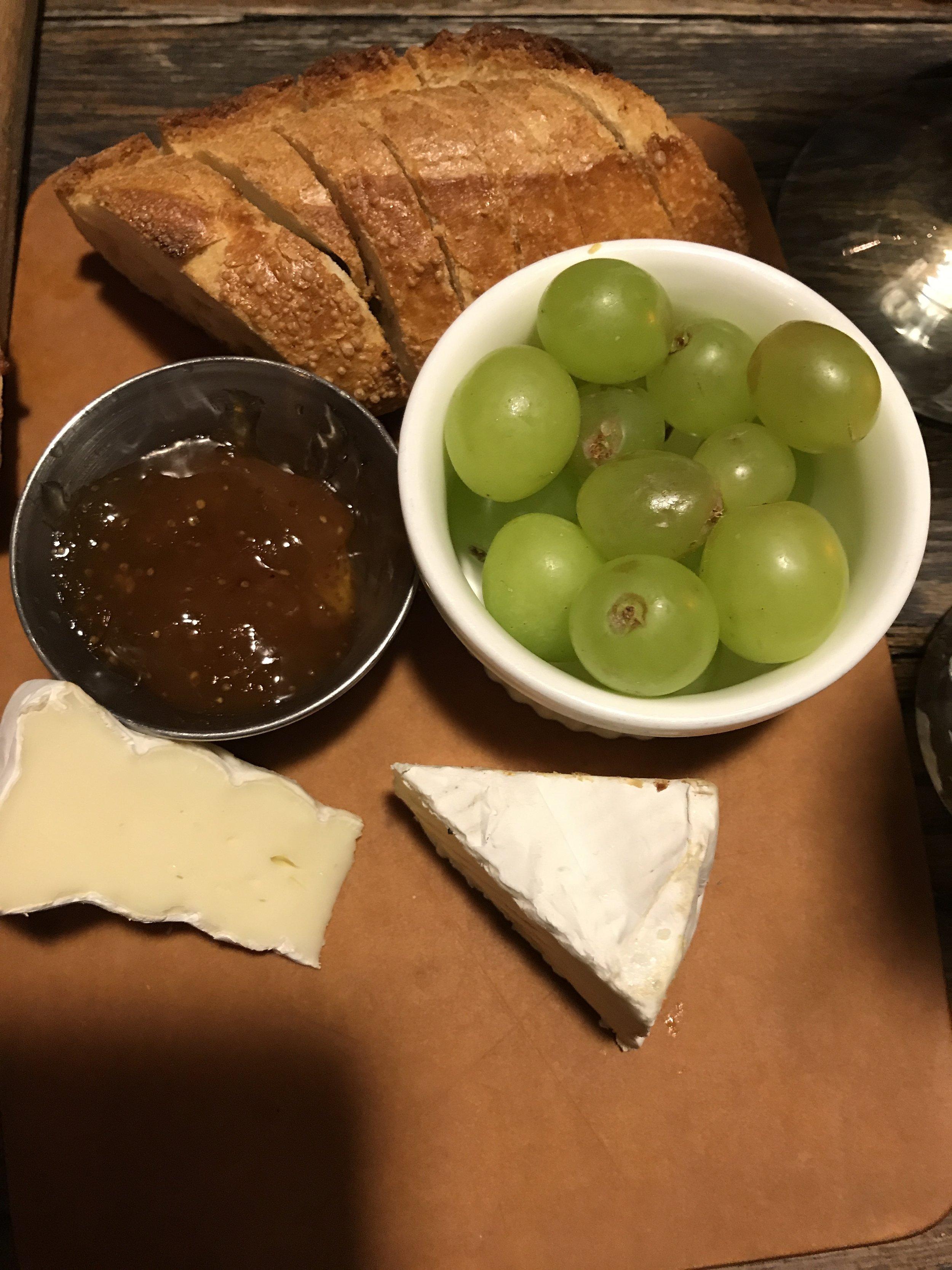 Vella - Camembert Cheese Plate.JPG