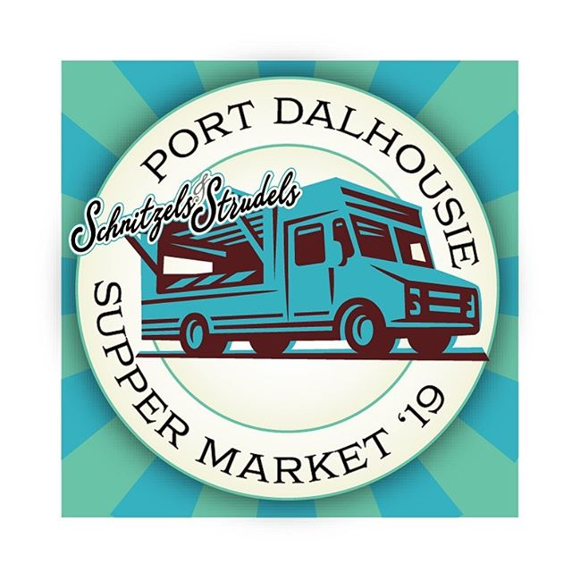 First Port Dalhousie Suppermarket of the season! Tonight and each Tuesday 4:30-dusk, lots of incredible food, drinks and tunes, see ya on the island! #henleyisland #portdalhousie