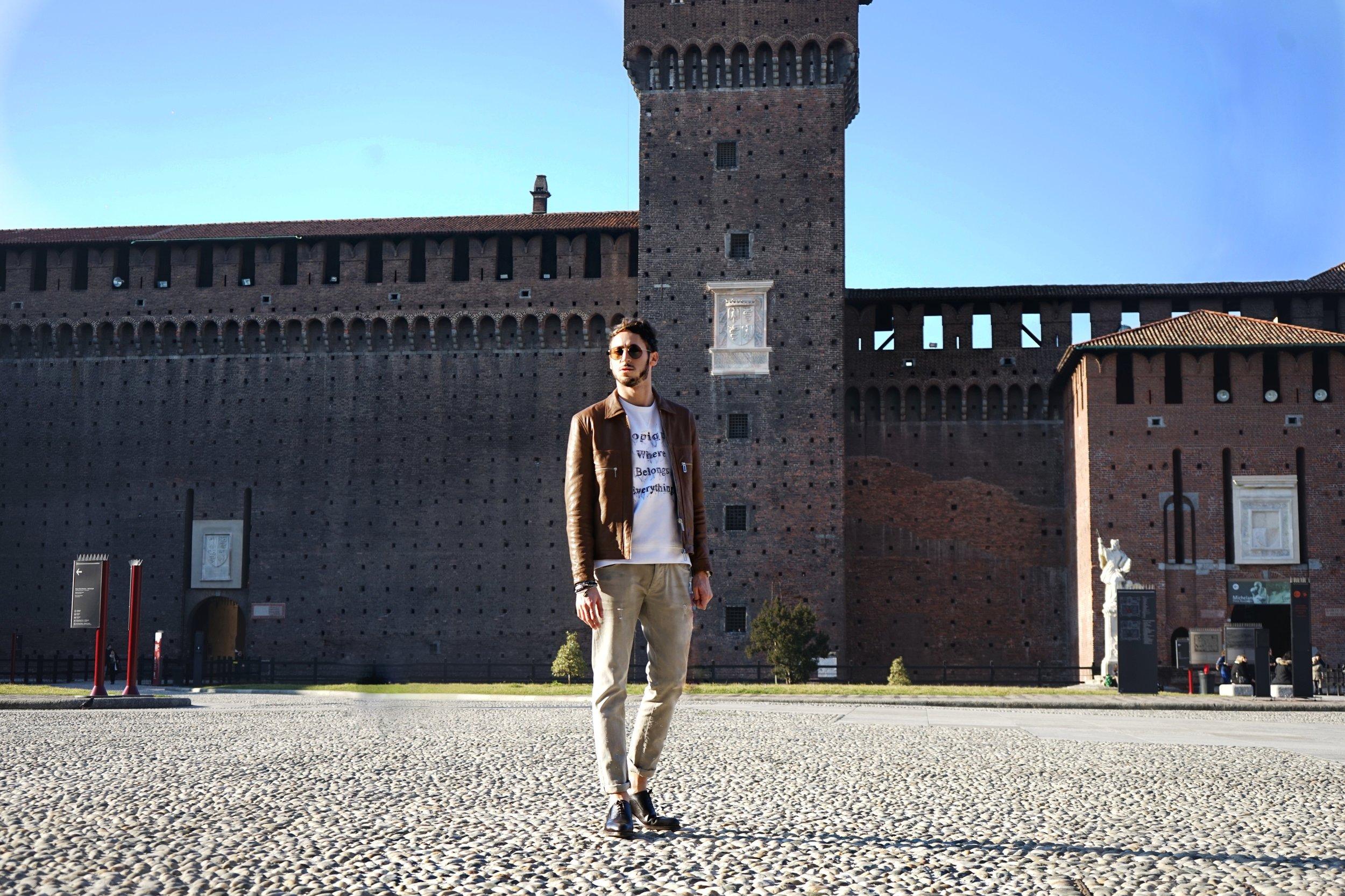 A day together with Nicola Ruscino in Castello Milano. mensfashion Blogger influencer David lundin topmodel-2.jpg
