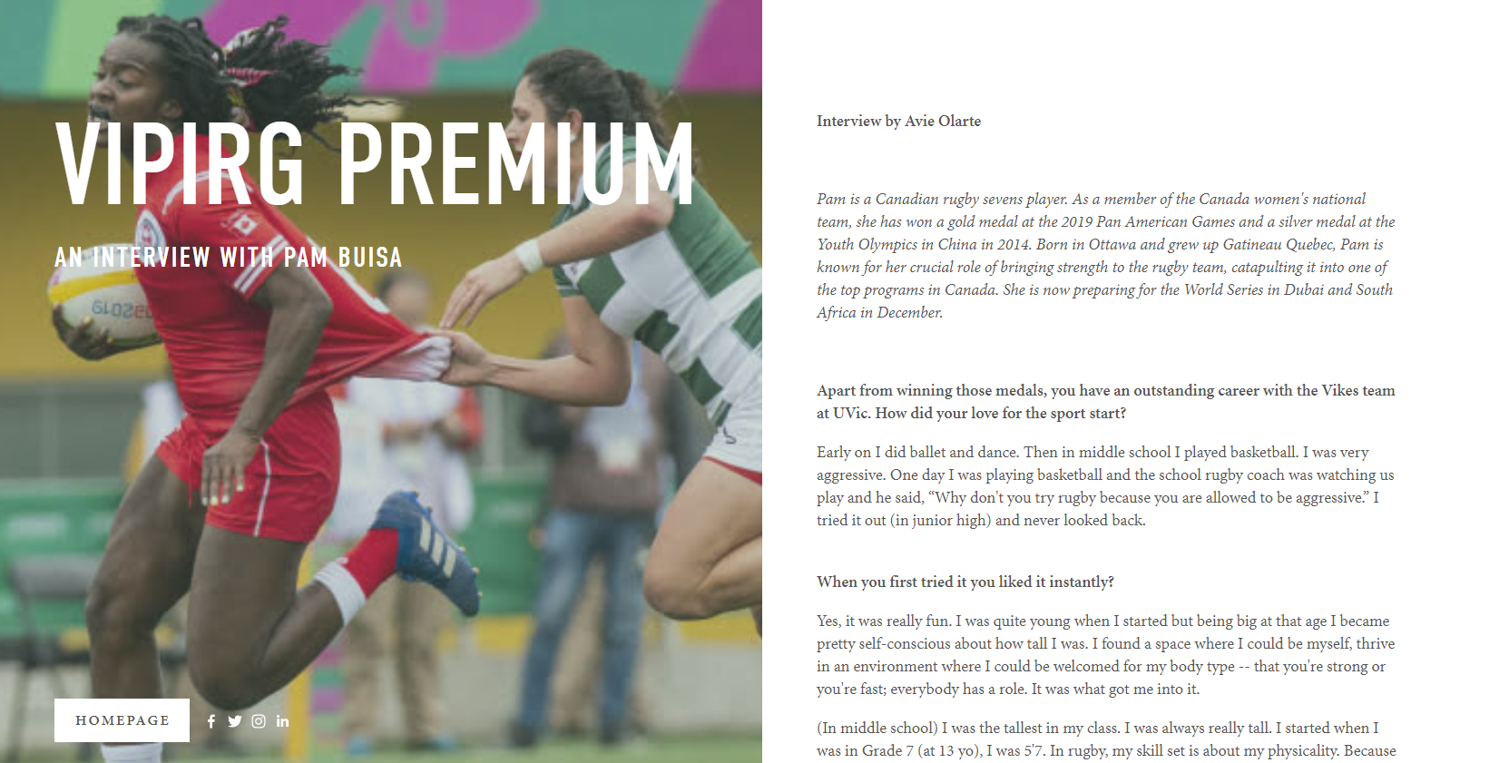 Premium - An Interview with Pam Buisa — VIPIRG.png