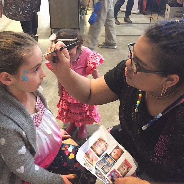 Farm & Flea at the @basilicahudson was a huge success! Thanks to everyone who came out to support us this weekend. We had so much fun and can't wait until fall market! . . . #perfecttenhudson #farmandflea #workinggirls #facepaint #henna #balloonanimals #diy #jewelry #womenempoweringwomen #girlmade #cats #whales #hudson #hudsonvalley #mothersdayweekend #allin