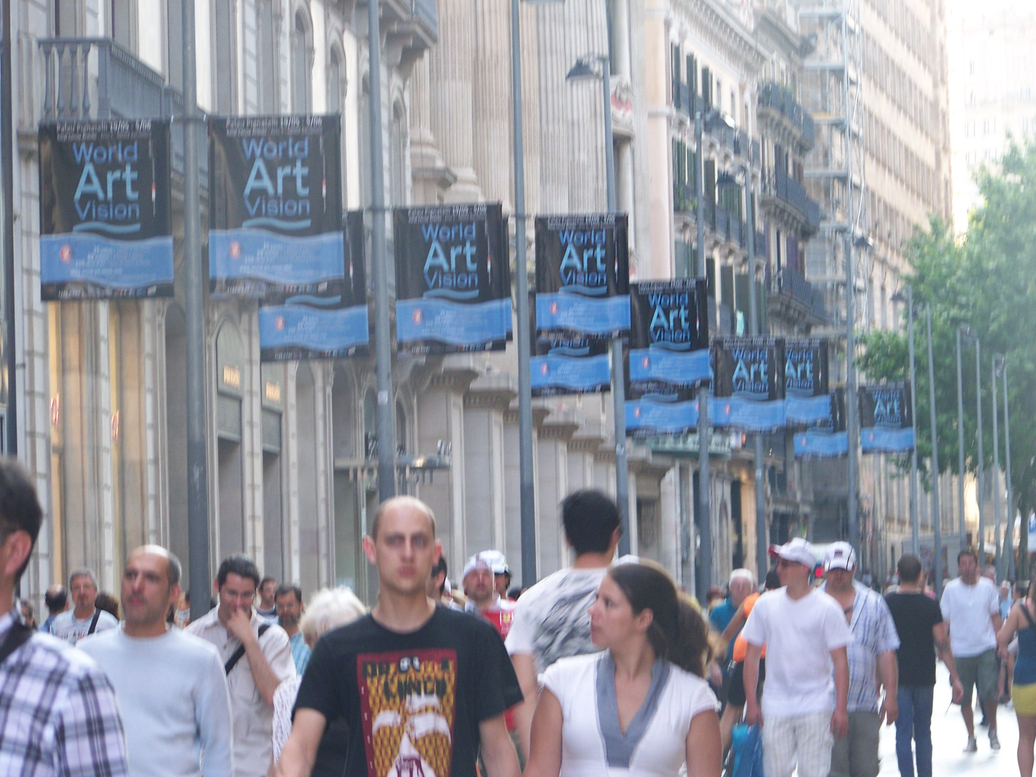2008 World Art Vision_Barcelona Spain
