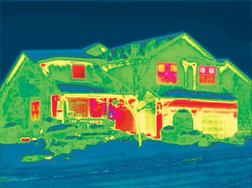 Home can lose up to 40% of its heating and cooling