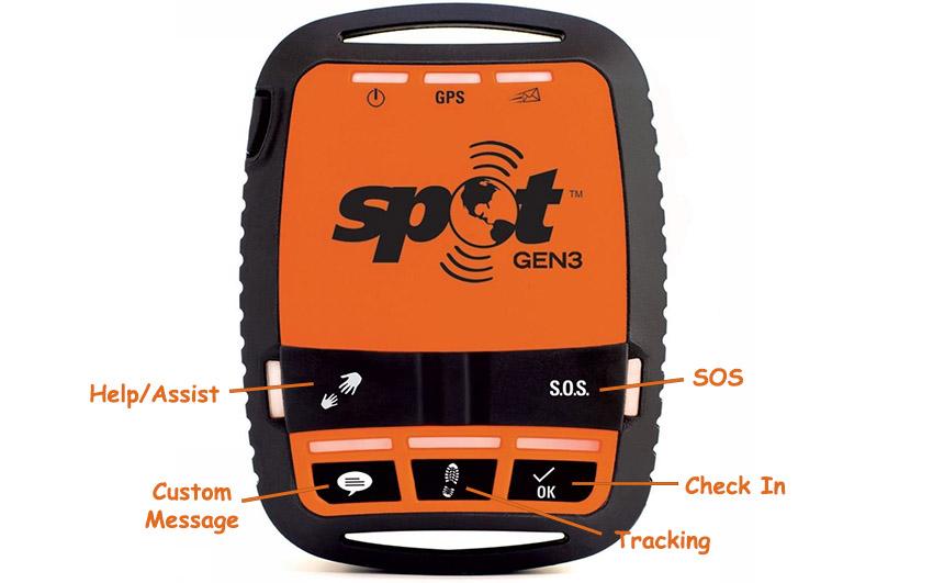 spot messenger