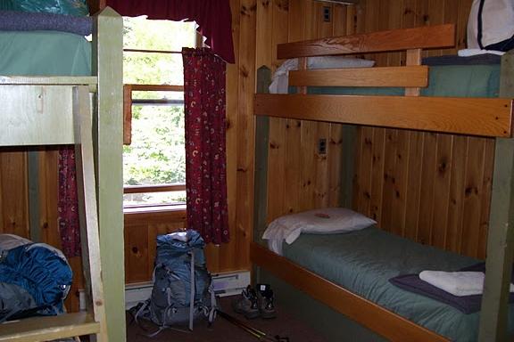 Joe dodge lodge room