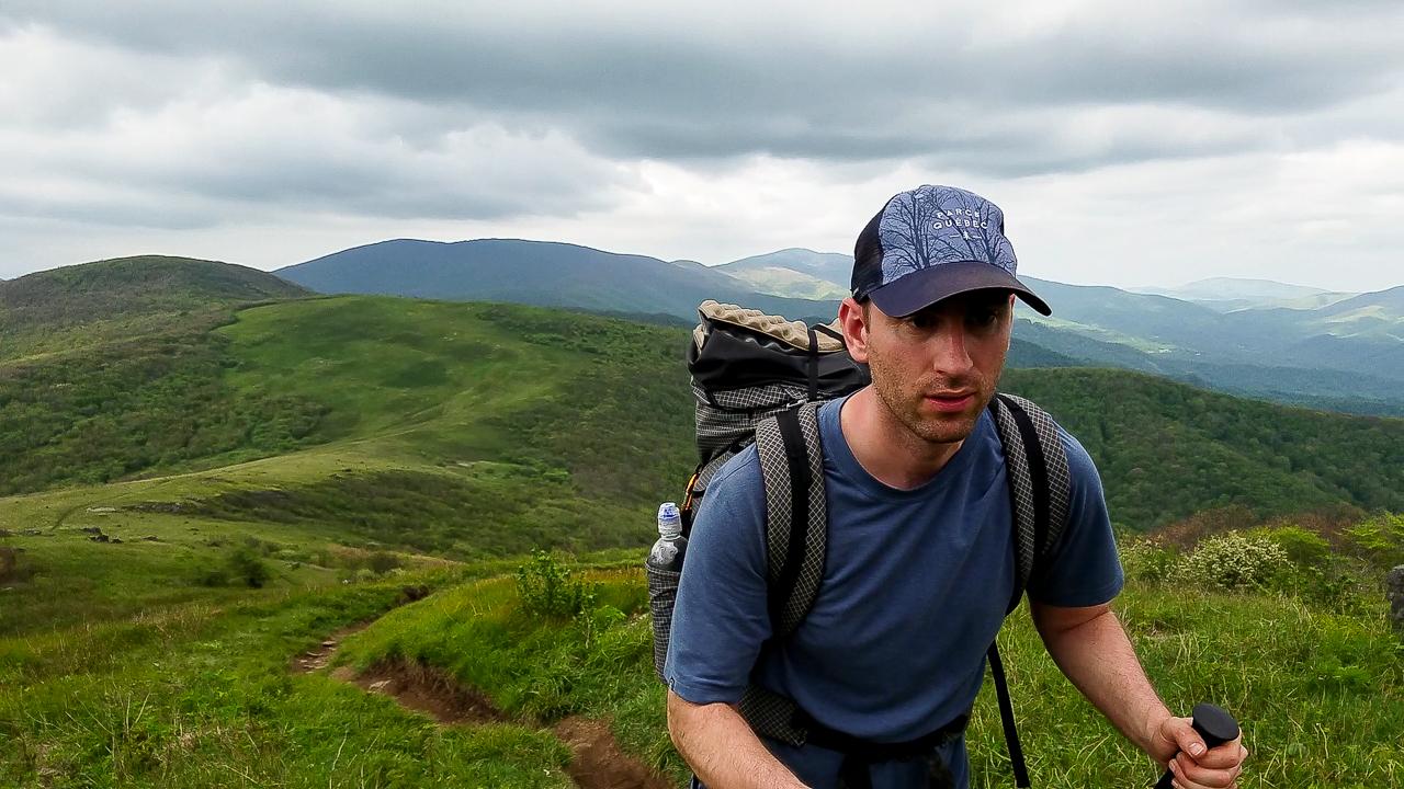 backpacking the roan highlands