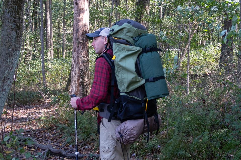 beginner backpacking mistakes