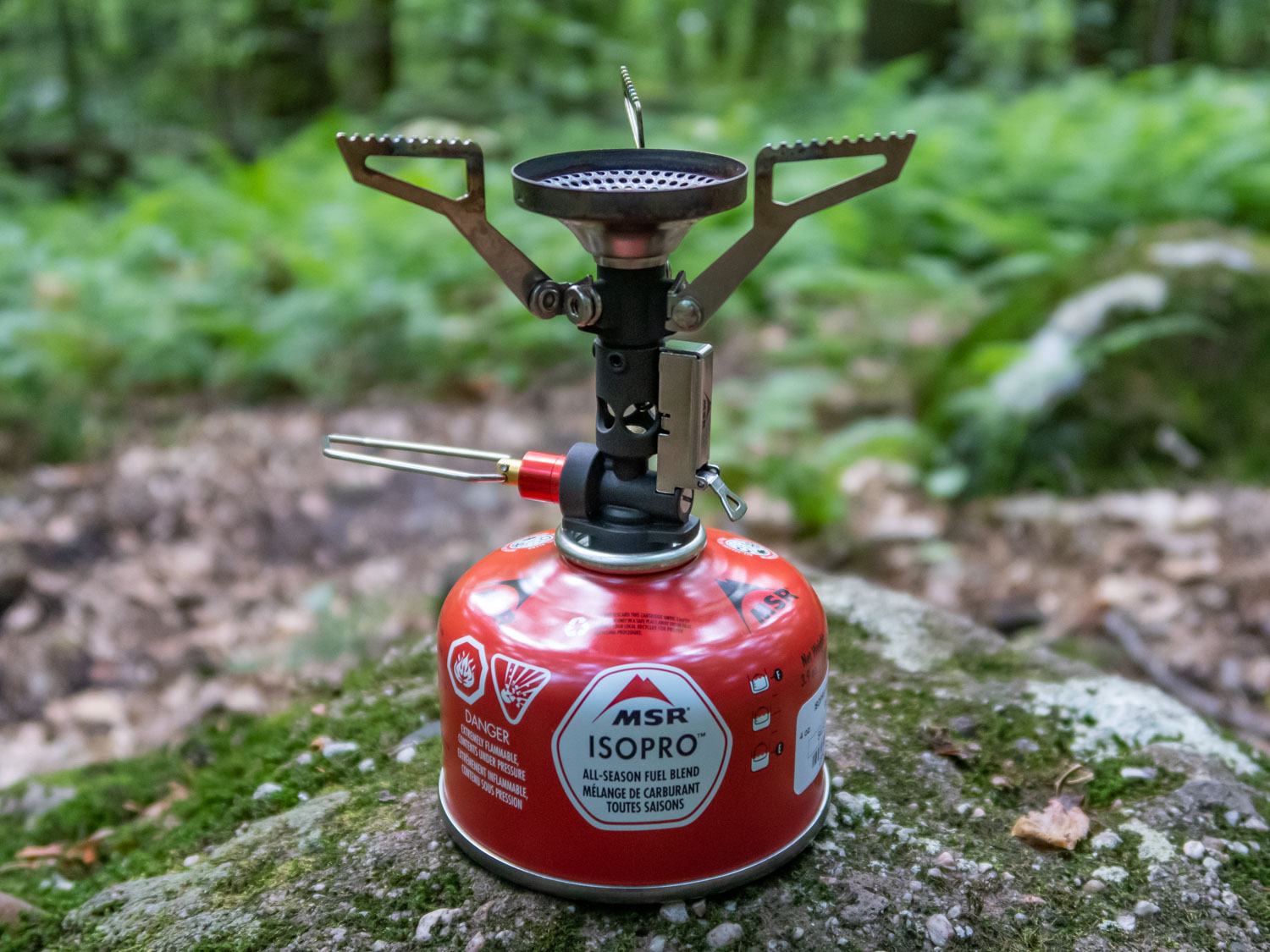 Pocket Rocket Stove >> Msr Pocketrocket Deluxe Stove Review Into The Backcountry