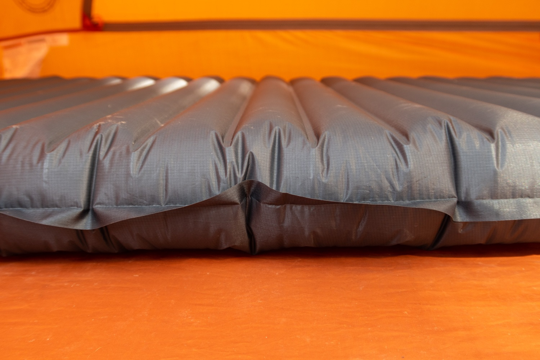 thickness of the uberlite sleeping pad