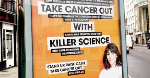 take cancer out with killer science
