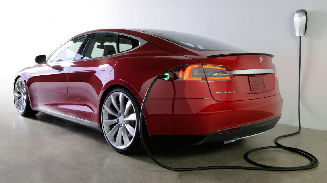Tesla electrical vehicles