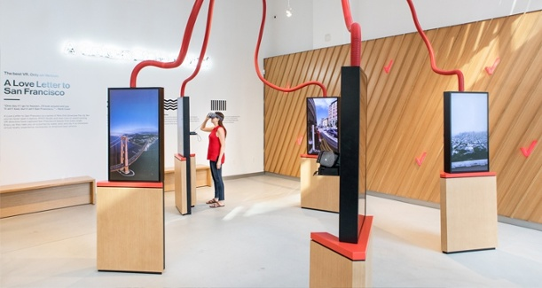 Verizon's new stripped back in-store look