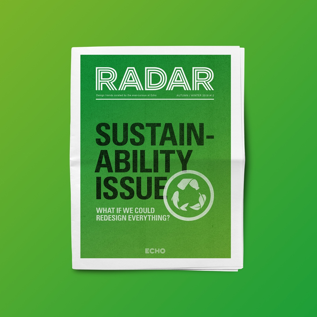 Radar publication - Sustainability Issue