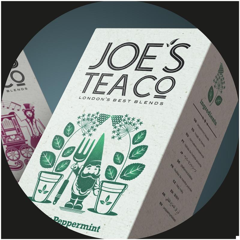 Joes Tea Case Study