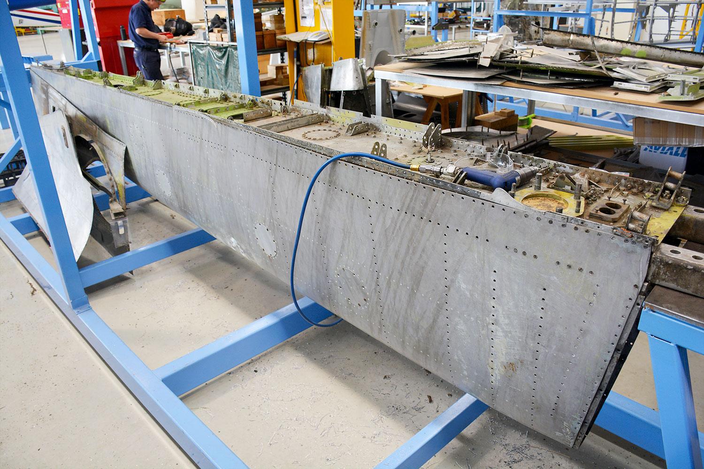 MH 415 wings in jigs