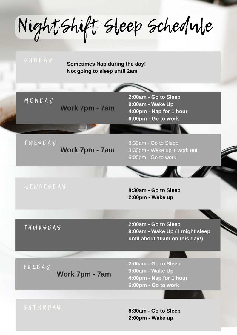 Click  HERE  for a PDF version of my schedule!