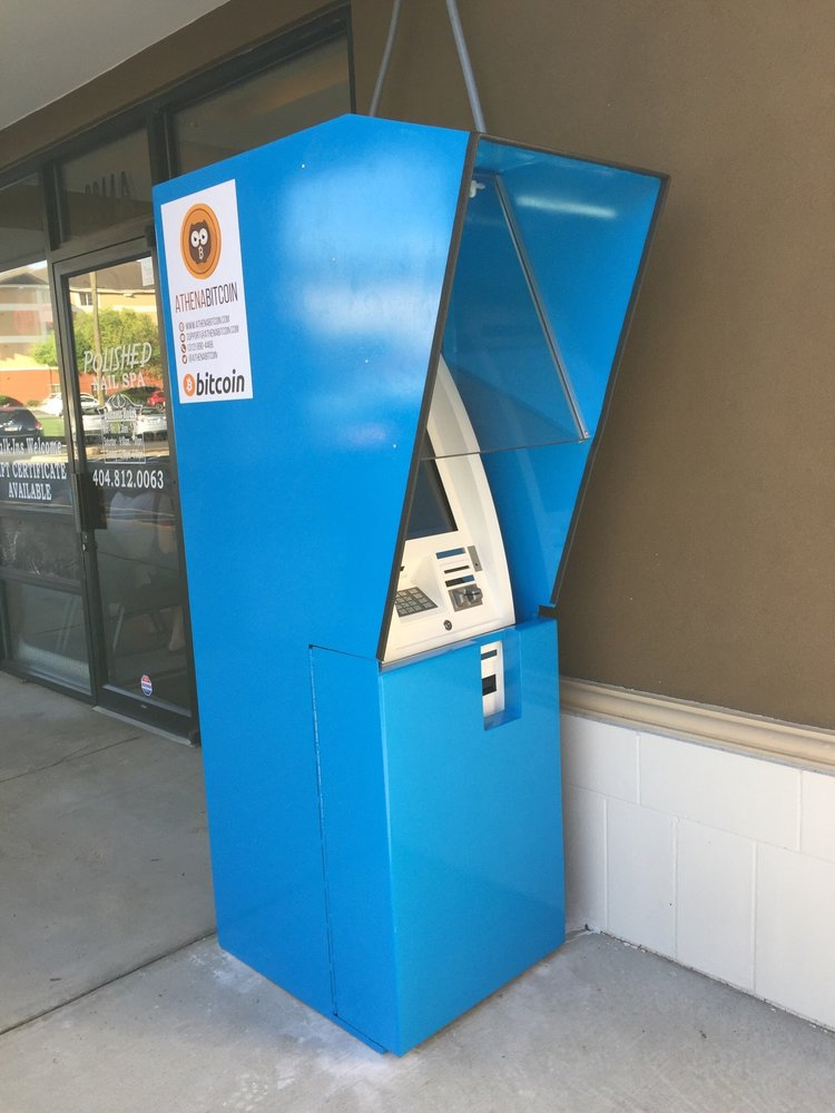 Look for the blue enclosures for a new outdoor bitcoin ATM near you!