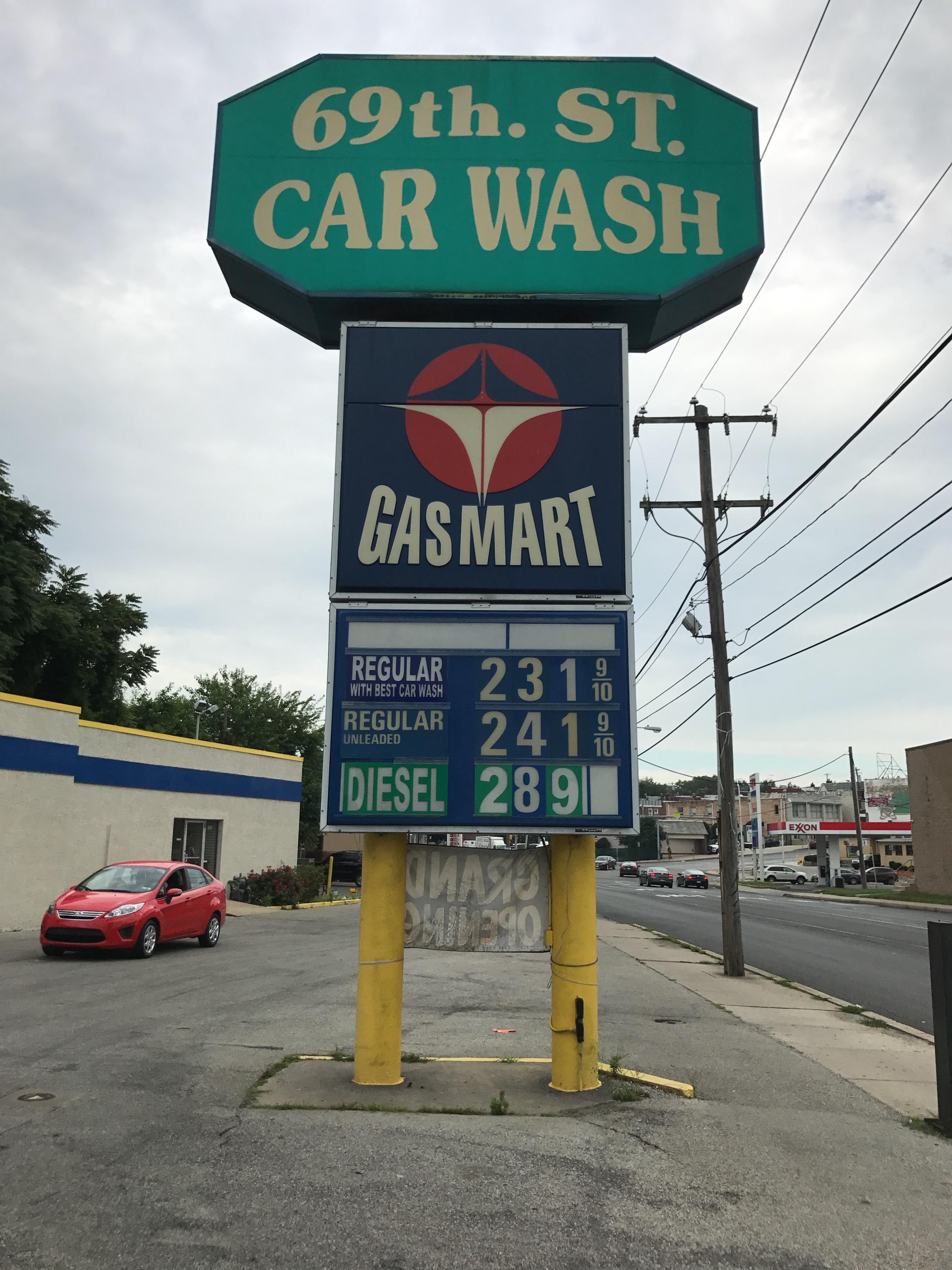 Car Wash in Upper Darby, PA