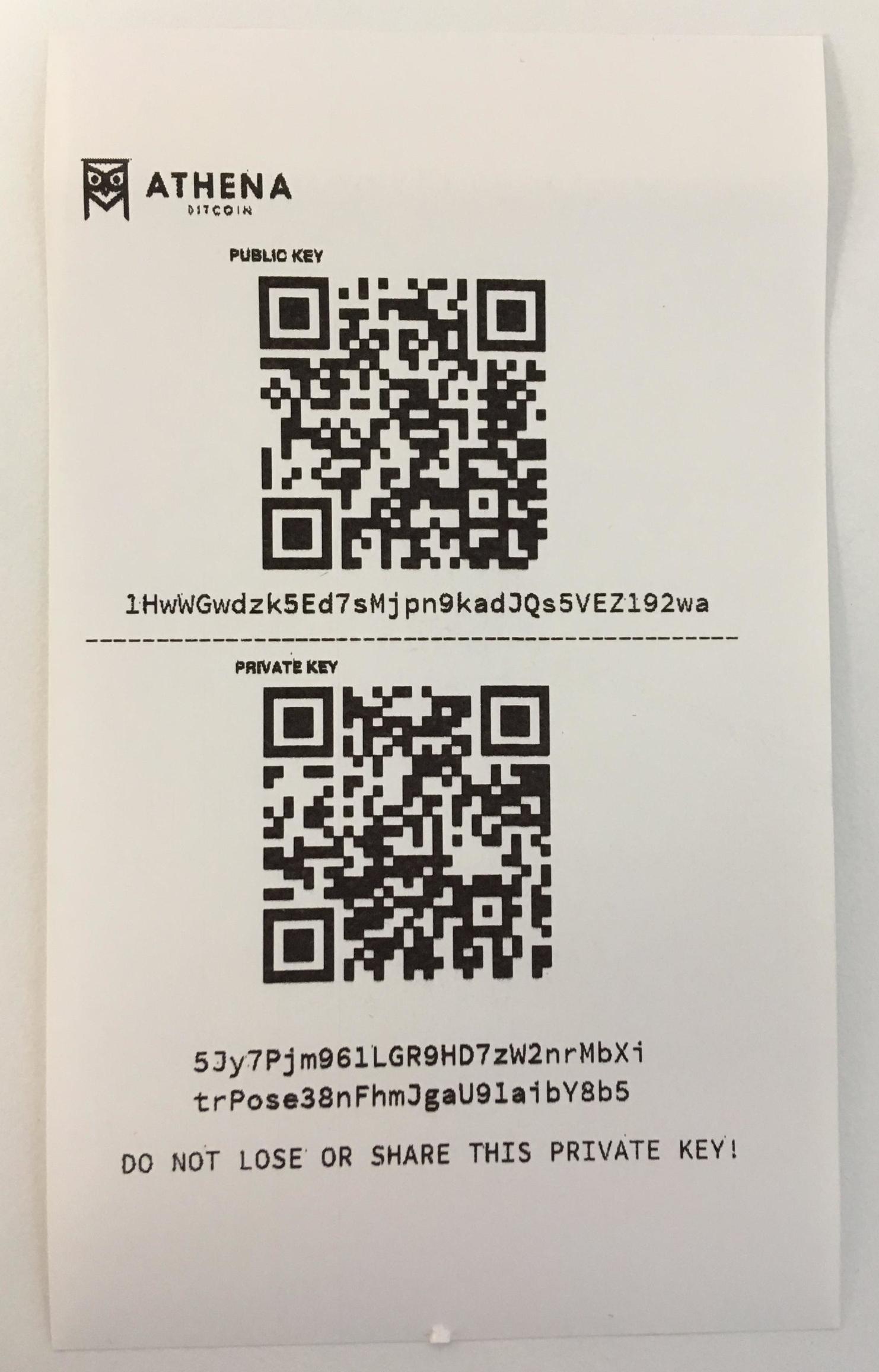 Si imprimió una billetera de papel, puede usar la aplicación de billetera Edge para acceder a ese Bitcoin o ver nuestra  guía de billetera de papel  (en inglés) para Litecoin y más opciones.