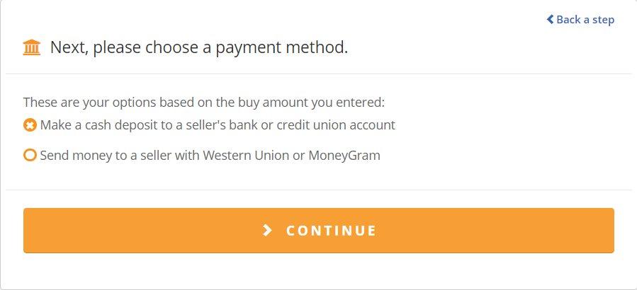 Buying bitcoin through BitQuick co — Athena Bitcoin