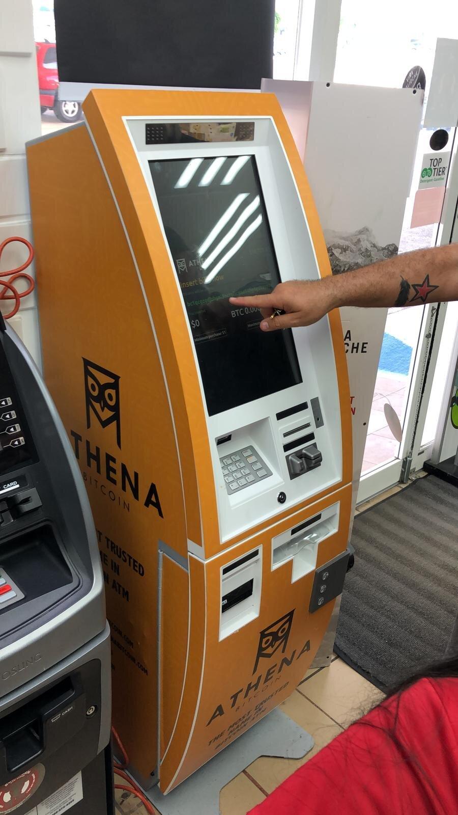 bitcoin macchina london ontario)