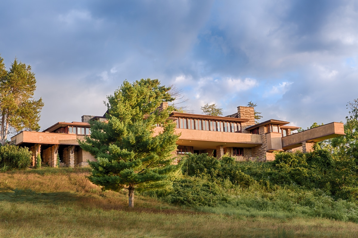 Image Credit:  Frank Lloyd Wright Foundation